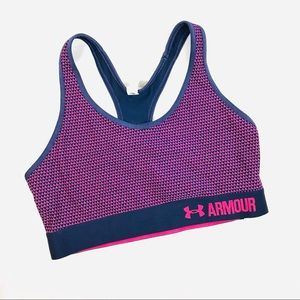 NEW! Under armour Compression sports bra